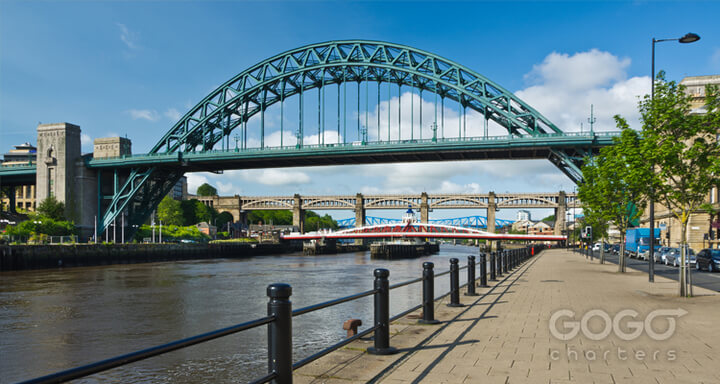 coach hire in Newcastle